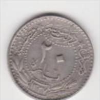 TURCHIA     20 PARA 1327 - Turchia