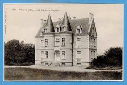56 - Le Chateau De KERGEORGET - France