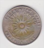 TAILANDIA   1 BAHT  ANNO 1966 - Tailandia