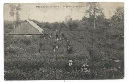 CPA - AULNAY SOUS BOIS, LE JARDIN PERDU LILLOIS - Seine Saint Denis 93 - Circulé 1913 - Animée - Aulnay Sous Bois