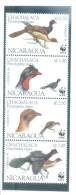 NICARAGUA 3455/3458   (4V)  (1994)   YVERT - Nicaragua