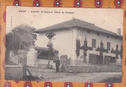 1 Cpa Bidart Quartier De Basilour Route De Sempau - Bidart