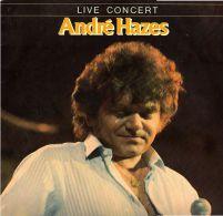 * LP *  ANDRE HAZES - LIVE CONCERT (Holland 1983 EX-!!!) - Vinyl Records