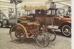 Benz      2 Places Type Velo  AVEC PARASOL 1896  1 Cylindre Horizontal 1050cm3 1.5 Cv 20 Km/ H - Taxi & Carrozzelle