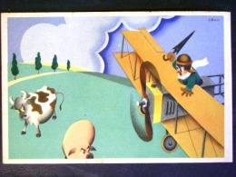 ILLUSTRATORE CRALI FUTURISMO -F.P. LOTTO N°465 - Unclassified