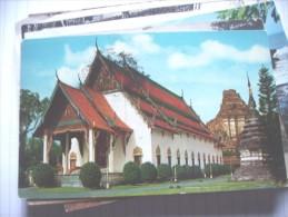Thailand Wat Jadelung Chiengmai - Thailand