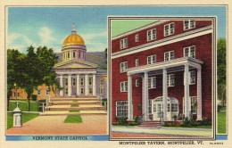 Vermont State Capitol, Montpelier Tavern - Montpelier
