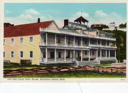 Old John Jacob Astor House, Mackinac Island - United States