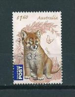 2011 Australia $1.60 Dingo,animals,dieren Used/gebruikt/oblitere - 2010-... Elizabeth II