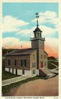 Old Mission Church, Mackinac Island - United States