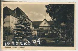Heydebreck V.1940 Bahnhof (13096) - Schlesien