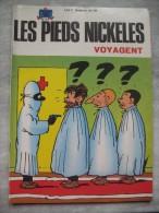 BD - 022 - Les Pieds Nickelés Voyagent - N° 57 - 1969 - Pieds Nickelés, Les