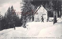 (38) Dauphiné - Route De La Grande Chartreuse - Le Relais De Sarcenas - 2 SCANS - Sonstige Gemeinden