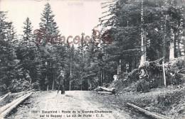 (38) Dauphiné - Route De La Grande Chartreuse - Par Le Sappey - Le Col De Porte - 2 SCANS - Sonstige Gemeinden