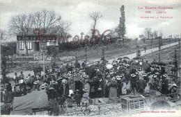 (31) Lanta - Place De La Volaille Marché - 2 SCANS - Other Municipalities