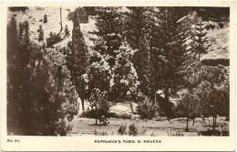 St. Helena - Napoleon's Tomb - Saint Helena Island