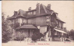 27---PINTERVILLE---château Du Parc---voir 2 Scans - Pinterville