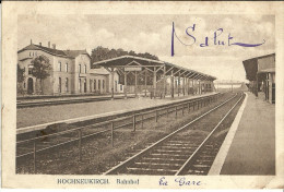 Hochneukirch Bahnhof - Unclassified