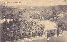 Salut De Moresnet- Entrée Du Calvaire - Voir Coin(s) - Plombières