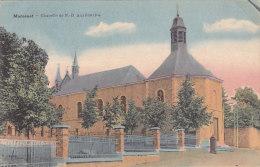 Moresnet - Chapelle De N.D Auxiliatrice, Colorisée - Voir Coin(s) - Plombières