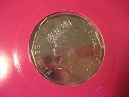 KM#294 Unc AUSTRALIA Remembers 50 Cts 1995 QEII WWII Militar War Coin + Fdc Cover - Monnaie Décimale (1966-...)