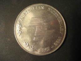 Medal AUSTRALIA 1988 Bicentenary Education - Australie