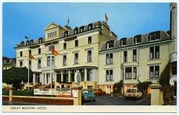 OBAN : THE GREAT WESTERN HOTEL - Argyllshire
