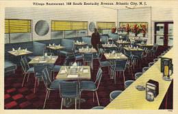 Village Restaurant, 168 South Kentucky Avenue, Atlantic City, N.J. - Atlantic City