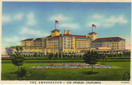 The Ambassador, Los Angeles - Los Angeles