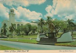 Guam Statue Of Pope JohnPaul II - Guam