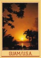 Guam Sunset Over Tumon Bay - Guam