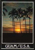 Guam Sunset Moods Over The Pacific - Guam