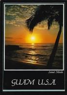 Guam Sunset Moods Over Timon Bay