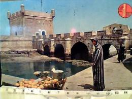 MAROCCO MAROC ESSAOUIRA Le Bastion ANIME  VB1974  FB7095 - Marocco