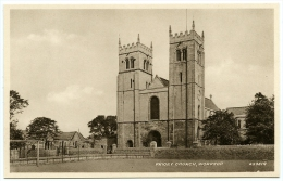 WORKSOP : PRIORY CHURCH - Other