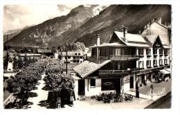 CHAMONIX - HOTEL DE LA MARMOTTE- NVG FP - C100 - Chamonix-Mont-Blanc