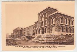 CPA, Ecole Navale De Brest (pk25898) - Brest