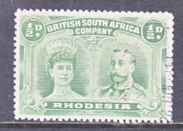 BR. SOUTH  AFRICA CO    101 A    (o) - Southern Rhodesia (...-1964)