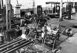 29 CARHAIX Atelier (Chemin De Fer) Réparation De Matériel UB  Photo Originale Guy LAFORGERIE - Carhaix-Plouguer