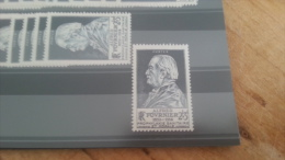 LOT 167245 TIMBRE DE FRANCE NEUF** N°789 LUXE - Unused Stamps