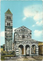 G3435 Codrongianus (Sassari) - Basilica Di Saccargia - Eglise, Church, Kircke / Viaggiata 1961 - Italia