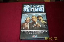 LES GUIGNOLS DE L'INFO  °° TOUT A FAIT THIERRY - Séries Et Programmes TV