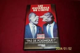 LES GUIGNOLS DE L'INFO  °°   PAS DE POLEMIQUE - TV-Serien