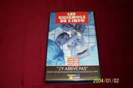 LES GUIGNOLS DE L'INFO  °°  J'Y ARRIVE PAS - Tv Shows & Series