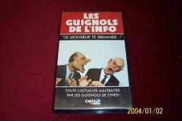 LES GUIGNOLS DE L'INFO  °°  LE MONSIEUR TE DEMANDE - Séries Et Programmes TV