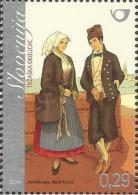 SI 2014-1044 COSTUME, SLOVENIA, 1 X 1v, MNH - Kostüme