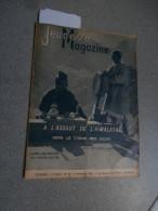 Jeunesse Magazine 49 (04/12/1938): Zimbabwe, Pellos, Curtiss XP37, Scout, Capon - Bücher, Zeitschriften, Comics