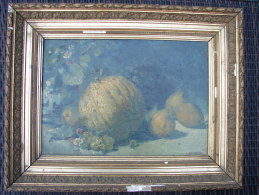 AF. Lot. 319. HST De Louis Dupuis 1842-1888. Nature Morte. - Huiles