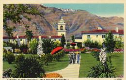 Gardens, El Mirador Hotel, Palm Springs, California - Palm Springs