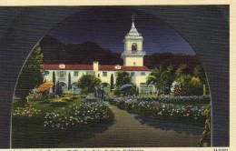 Night Scene In The Gardens, El Mirador,Palm Springs, California - Palm Springs